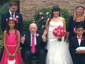 Gene Kleenann's Wedding