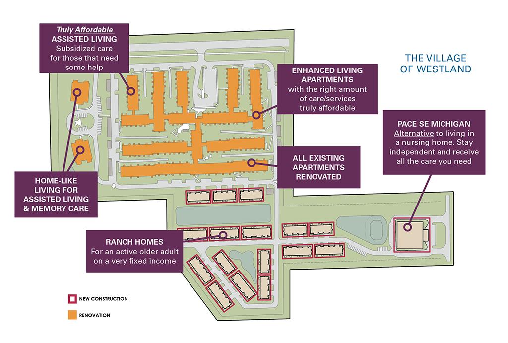 PVM CFTA- Westland map